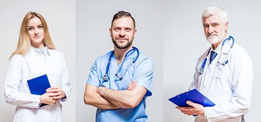 переподготовка и повышение квалификации врачей и медсестер